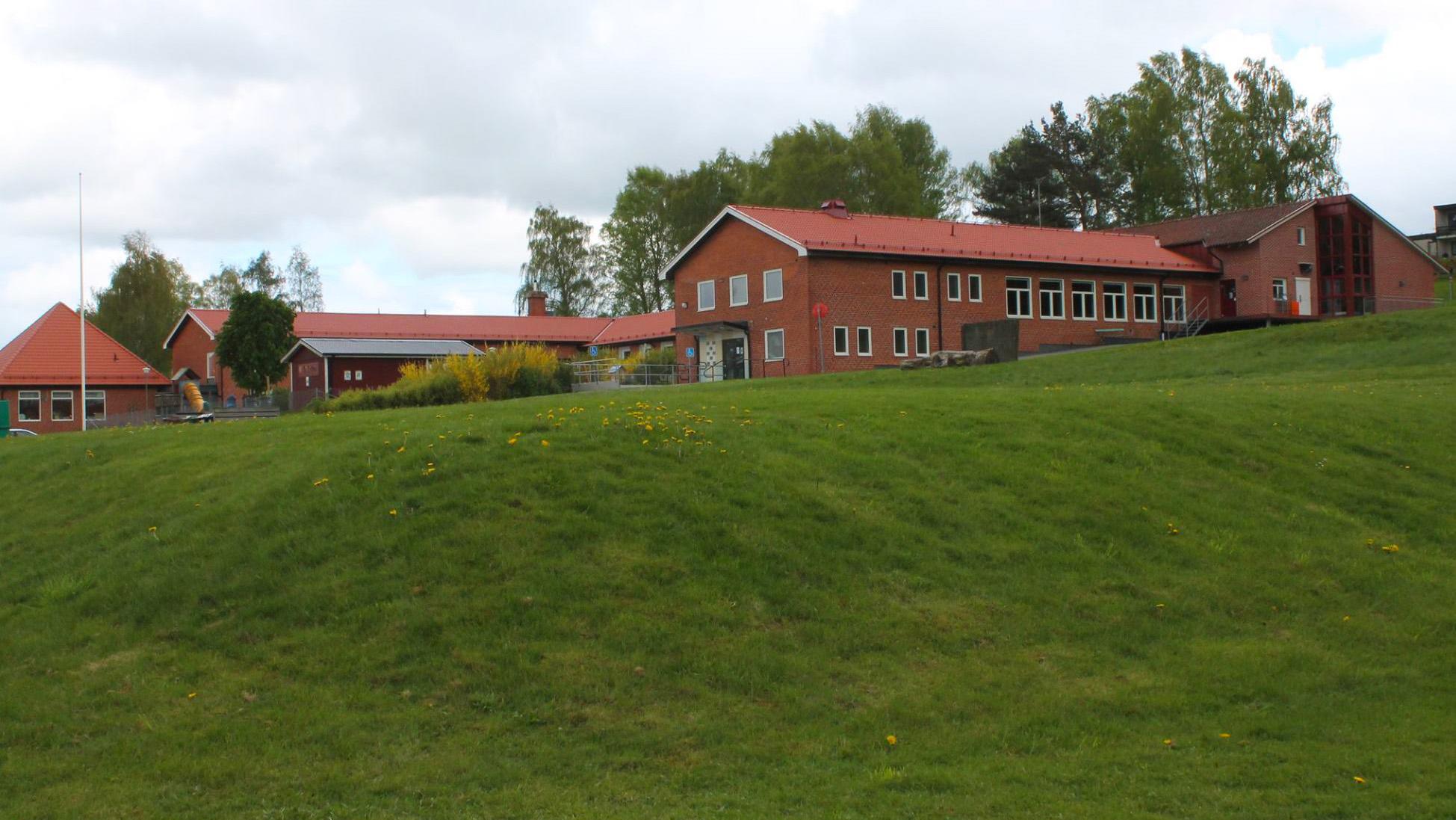 Brösarps skola.