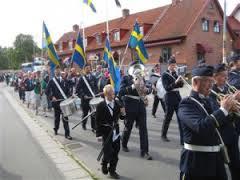 Nationaldagsfirande @ Byängen Brösarp
