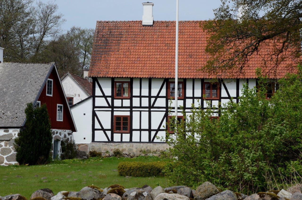 Bengtemölle är ett kulturhistoriskt och antikvariskt paradis. Foto: Hanseric Jonsgården