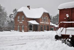 Jultåget på Österlen @ Brösarps station | Simrishamn N | Skåne län | Sverige