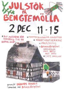 Julstök på Bengtemölla @ Bengtemölla kvarn | Bosarp | Skåne län | Sverige