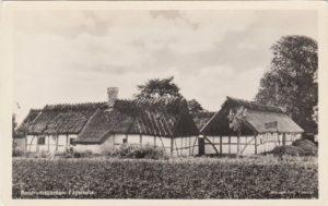 En av de äldsta korsvirkesgårdarna @ Bondrumsgården | Skåne län | Sverige