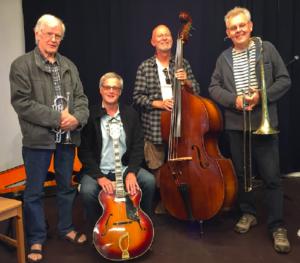 Jazzafton: Ekdala Hot Four @ Backakrogen | Brösarp | Skåne län | Sverige
