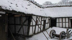 Vinter på Bondrumsgården @ Bondrumsgården | Skåne län | Sverige