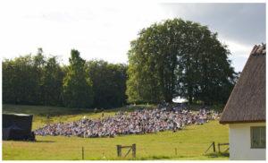Midsommaropera: Figaros bröllop @ Drakamöllans Gårdshotell | Skåne län | Sverige