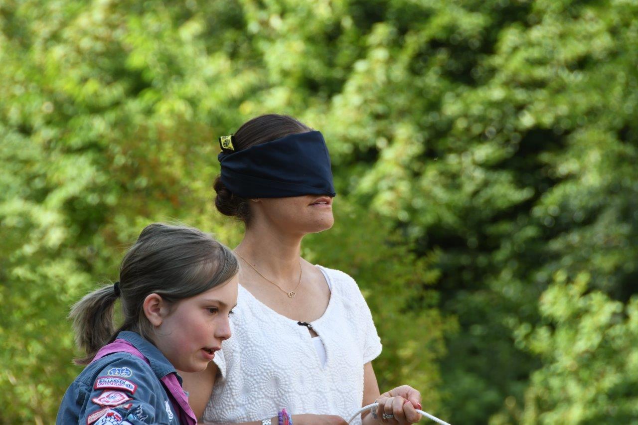 Kronprinsessan Victorias landskapsvandring