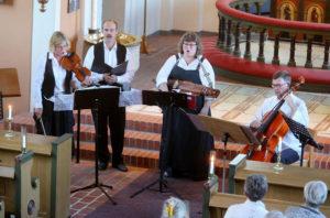 Trio Österlen @ Andrarums kyrka | Andrarum | Skåne län | Sverige