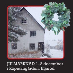 Julmarknad i Eljaröd @ Köpmannagården i Eljaröd | Skåne län | Sverige