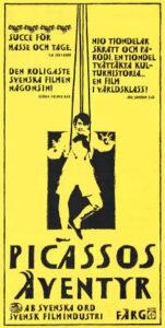 FILM: Picassos äventyr @ Brösarps bibliotek | Skåne län | Sverige
