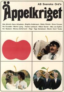 FILM: Äppelkriget @ Brösarps bibliotek | Skåne län | Sverige